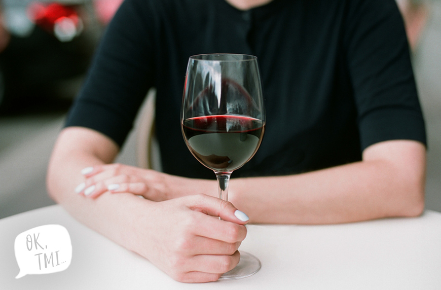Thumbnail for OK, TMI: Why Does Drinking Alcohol Always Give Me Diarrhea?