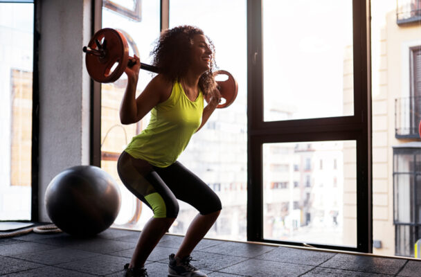 3 exercises to improve your ankle mobility for squats