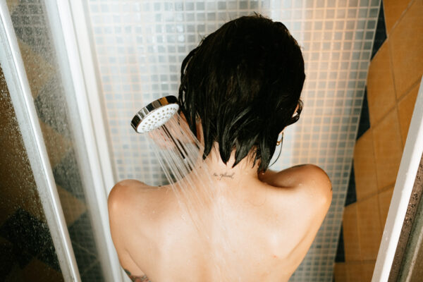 Why a dermatologist doesn't cleanse every single part of her body in the shower