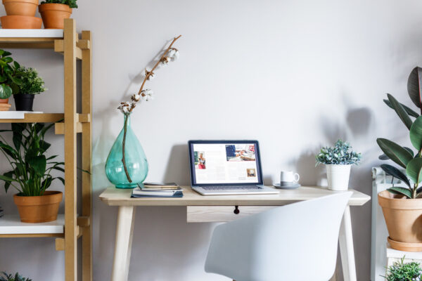 9 Creative Ideas to Turn Your Small Home Office Into an Organized and Stylish Haven