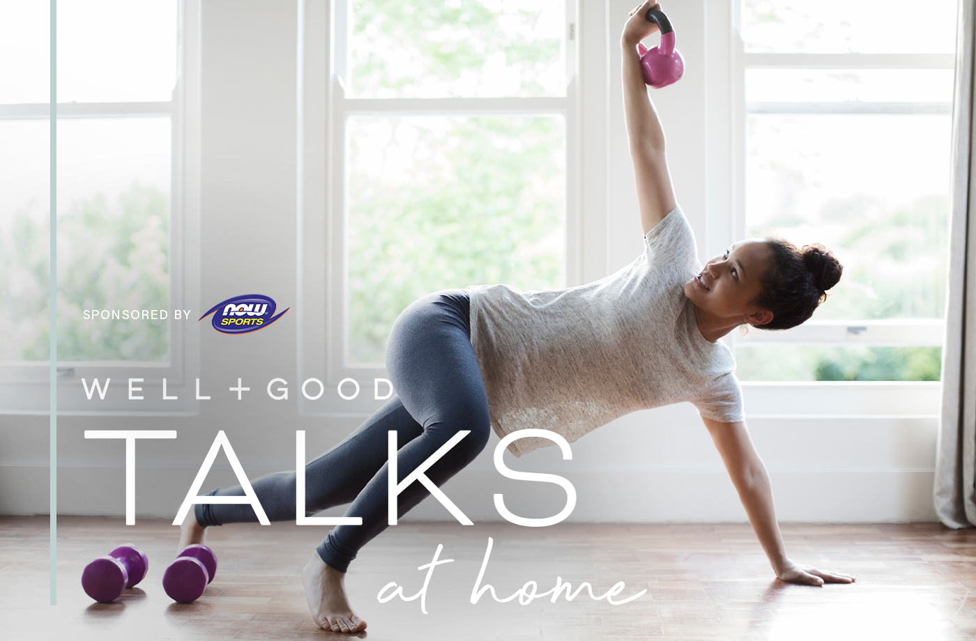 Thumbnail for Well+Good TALKS: State of Fitness Now