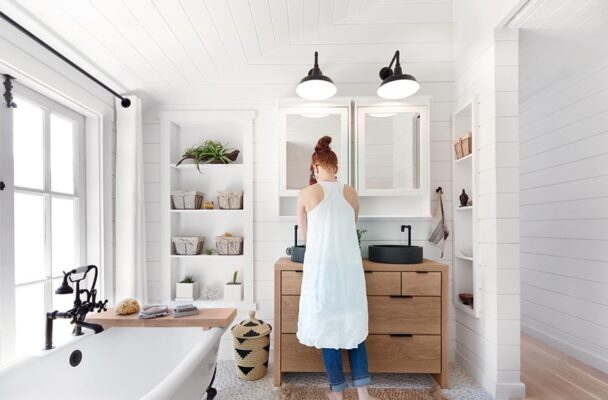 4 of the grimiest things you definitely forget to clean in your bathroom