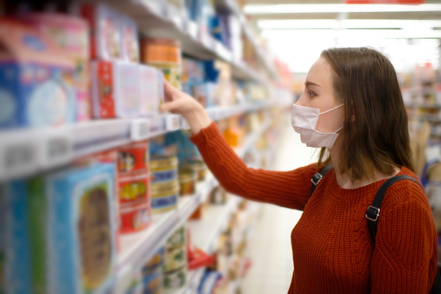 Thumbnail for Food Regulations Are Being Temporarily Relaxed Due to COVID-19—Here's What to Know If You Have Allergies or Sensitivities