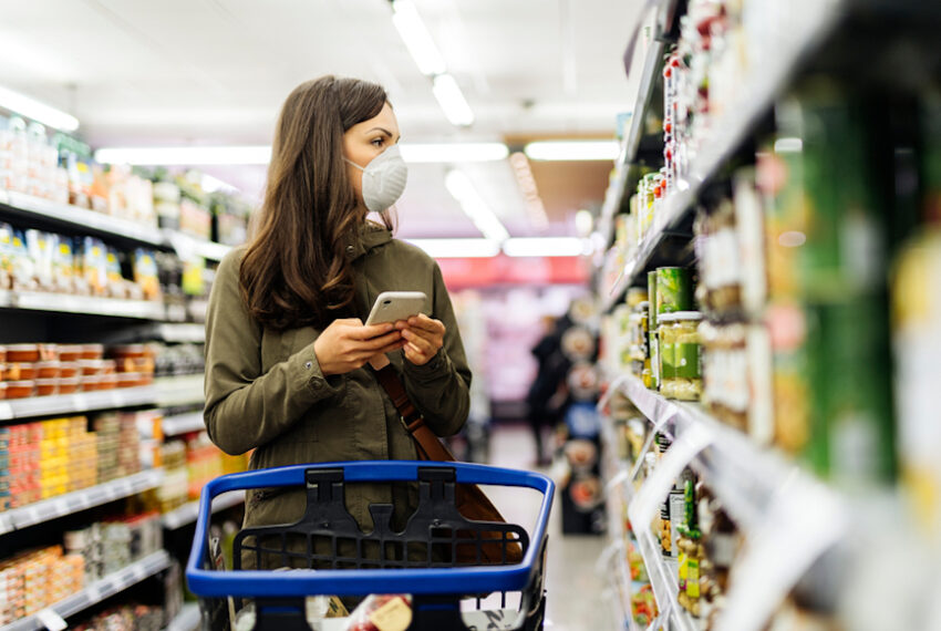 How COVID-19 Has Transformed the Grocery Shopping Experience for the Foreseeable Future