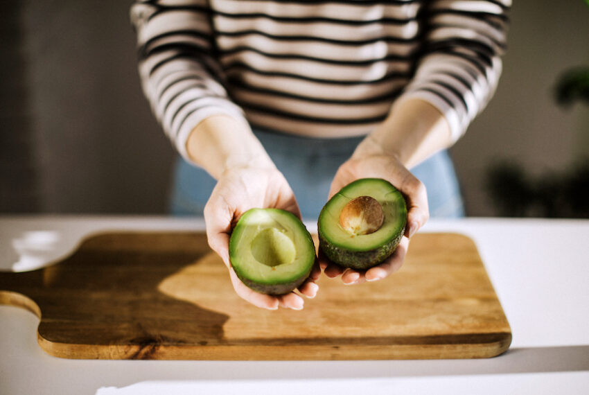This Trick for Keeping My Half Avocado From Going Brown Blew My Mind