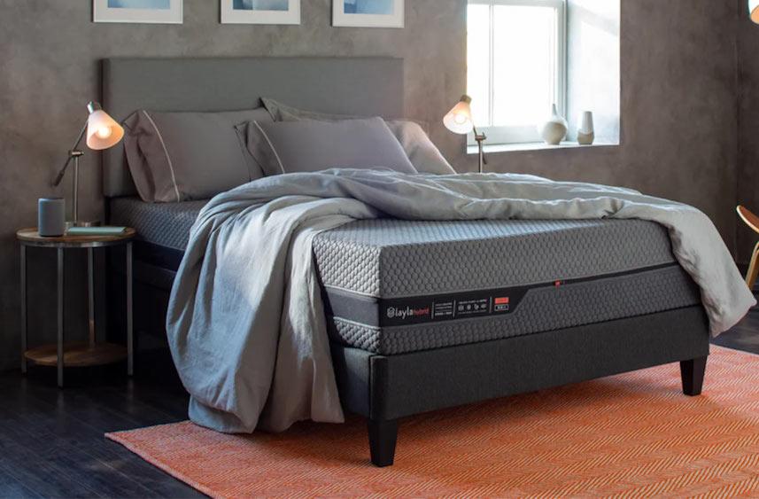 Layla hybrid mattress