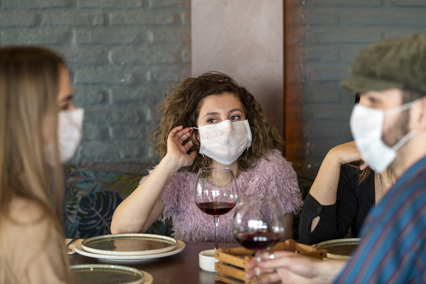Thumbnail for Restaurants Across the Country Are Starting to Reopen, but Eating Out Will Never Be the Same