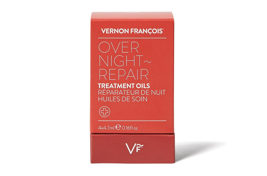 VERNON FRANÇOIS OVERNIGHT REPAIR TREATMENT OILS