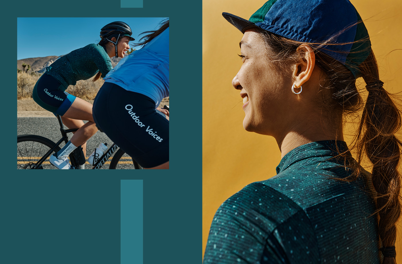 Thumbnail for OV and Rapha's Collab Has Settled It: Bike Shorts Win the Summer Wardrobe Wars