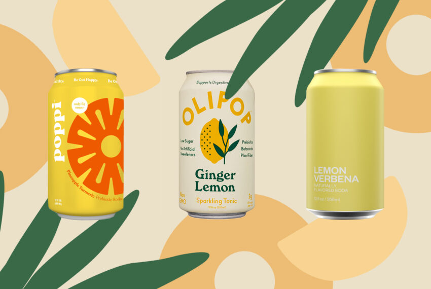 Soda Is Finally Getting a Wellness Makeover Thanks to These Healthy Brands