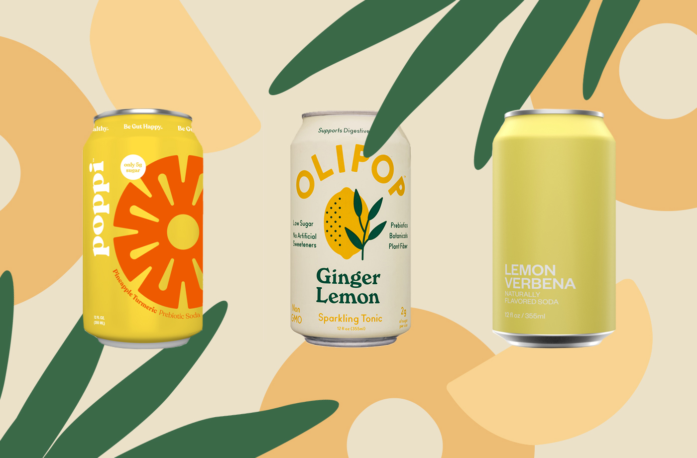 Thumbnail for Soda Is Finally Getting a Wellness Makeover Thanks to These Healthy Brands