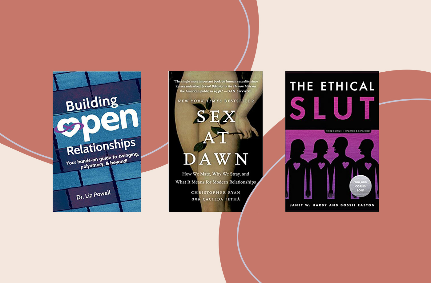 Thumbnail for 8 Books About Polyamory That'll Answer All Your Questions About Opening up Your Relationship