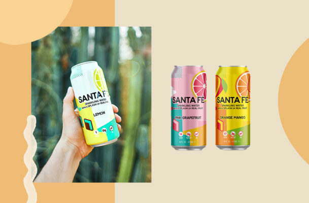 Arizona Iced Tea Is Getting Into the Sparkling Water Game