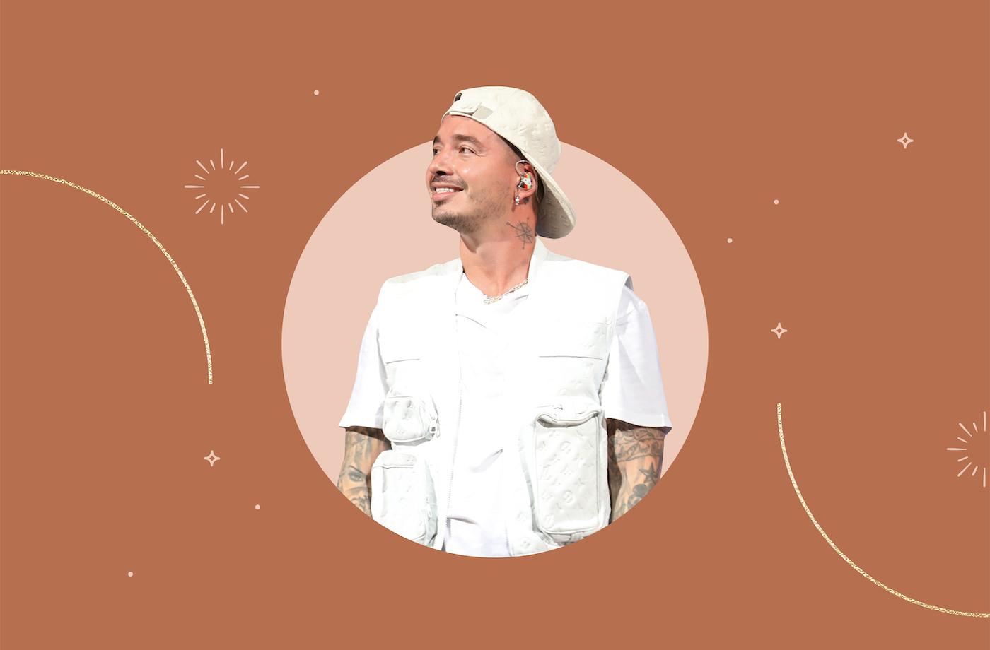 Thumbnail for J Balvin is Leading a Free 21-Day Bilingual Meditation Course—Here's How You Can Join In