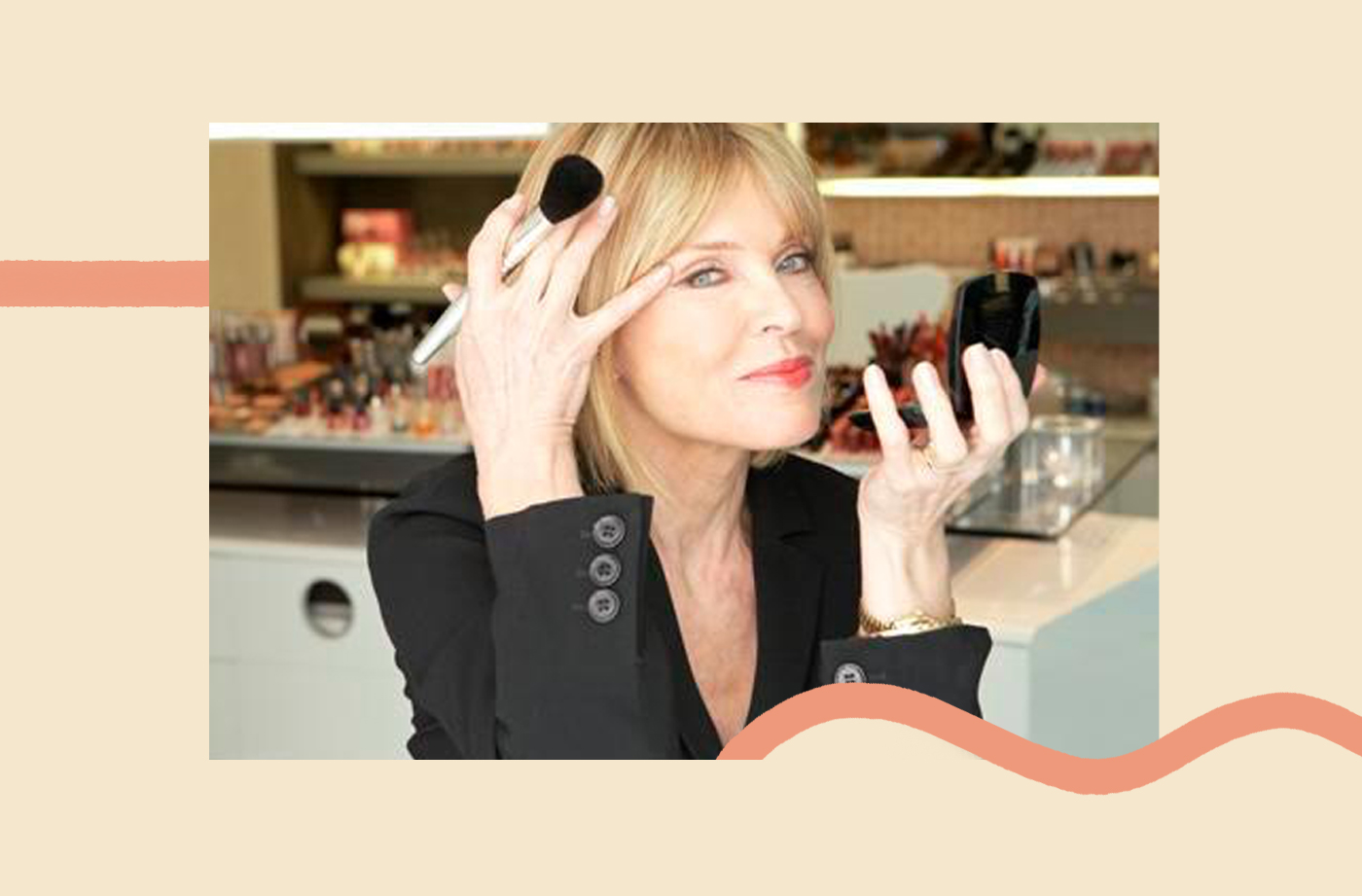 Thumbnail for 'I'm a 72-year-old Makeup Artist, and These Are My Favorite Foundations and Concealers'