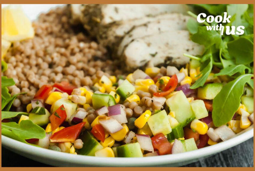 Make This Easy Corn Salsa Recipe Now To Enjoy 5 Easy Summer Dinners This Week