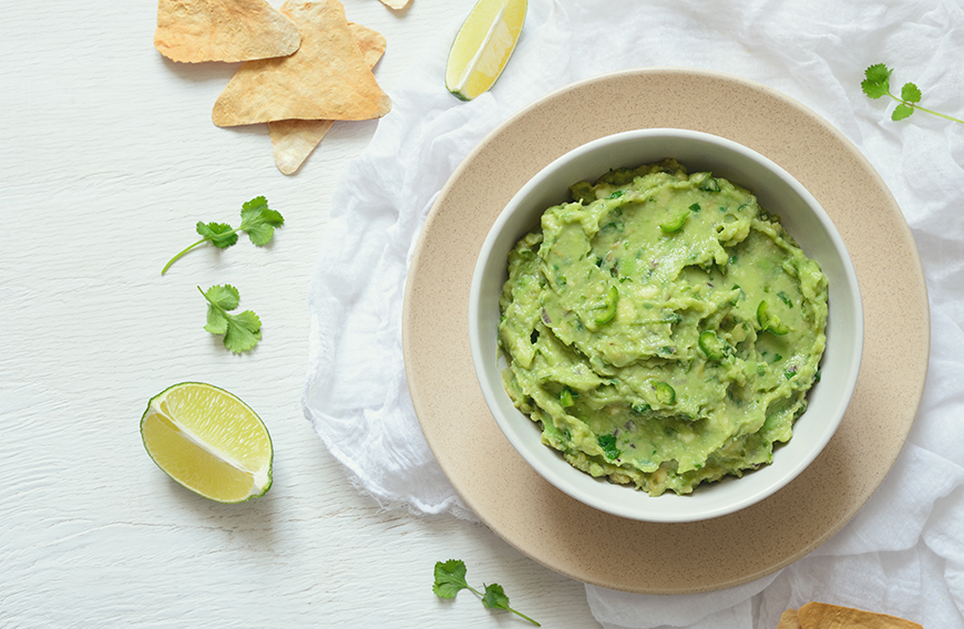 Thumbnail for 7 Easy Ways To Give Your Guacamole a Big Boost of Protein