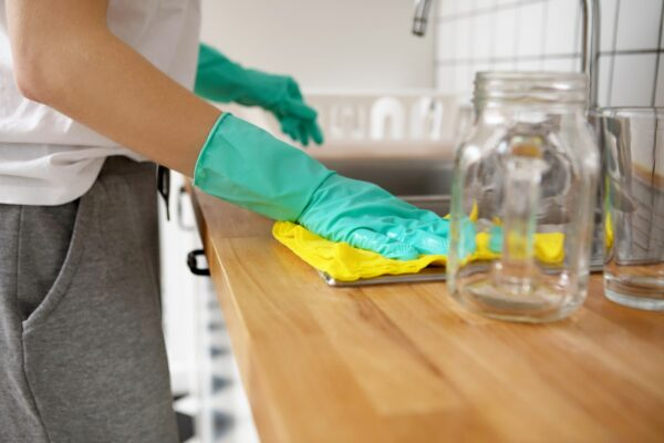 Many Millions of Americans Don't Know How To Prepare an Effective Cleaning Solution—Here's How To Do It Safely