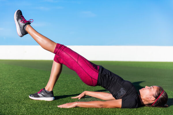 3 Moves That Will Work Your Lower Abs—Without a Single Crunch in Sight