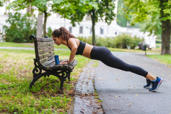 Incline Push-Ups Build up All the Arm Strength You Need to 'Drop and Gimme 20'