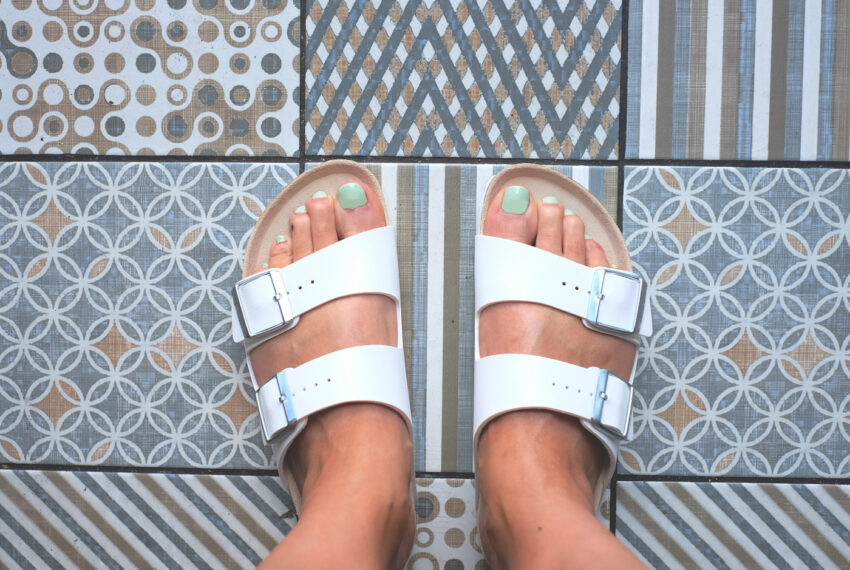7 Pairs of Durable Vegan Leather Sandals That Stand Up to Sweaty Feet