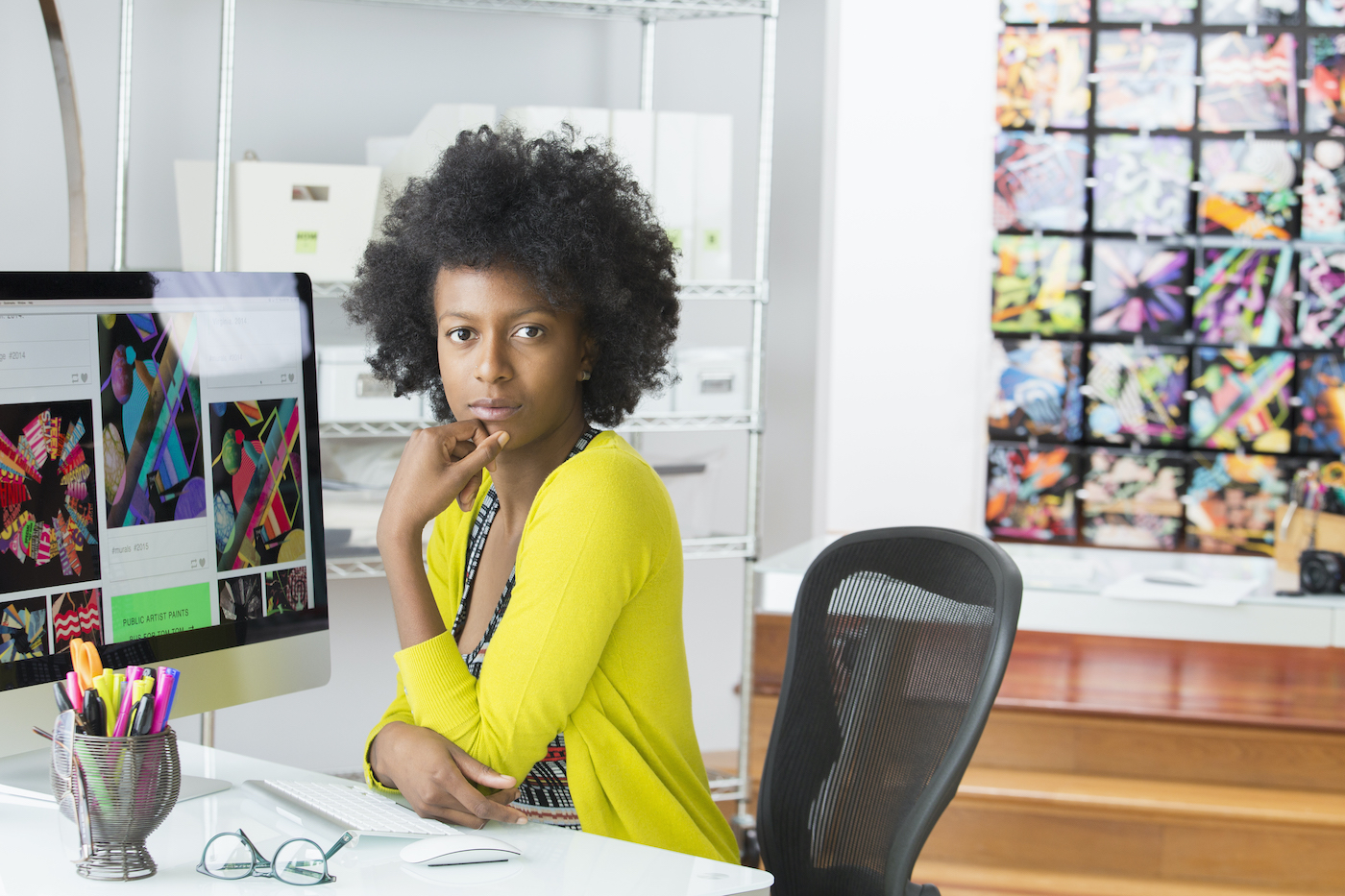 Thumbnail for How Black Women Are Addressing Racial Tensions at Work