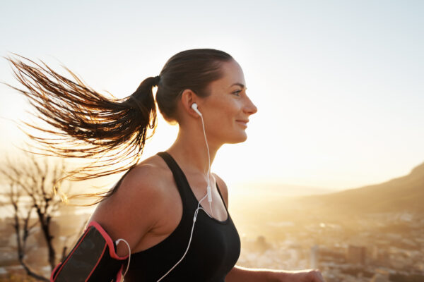 I Tried a Music App That Adapted to My Run Speed, and I've Never Clocked Quicker Miles