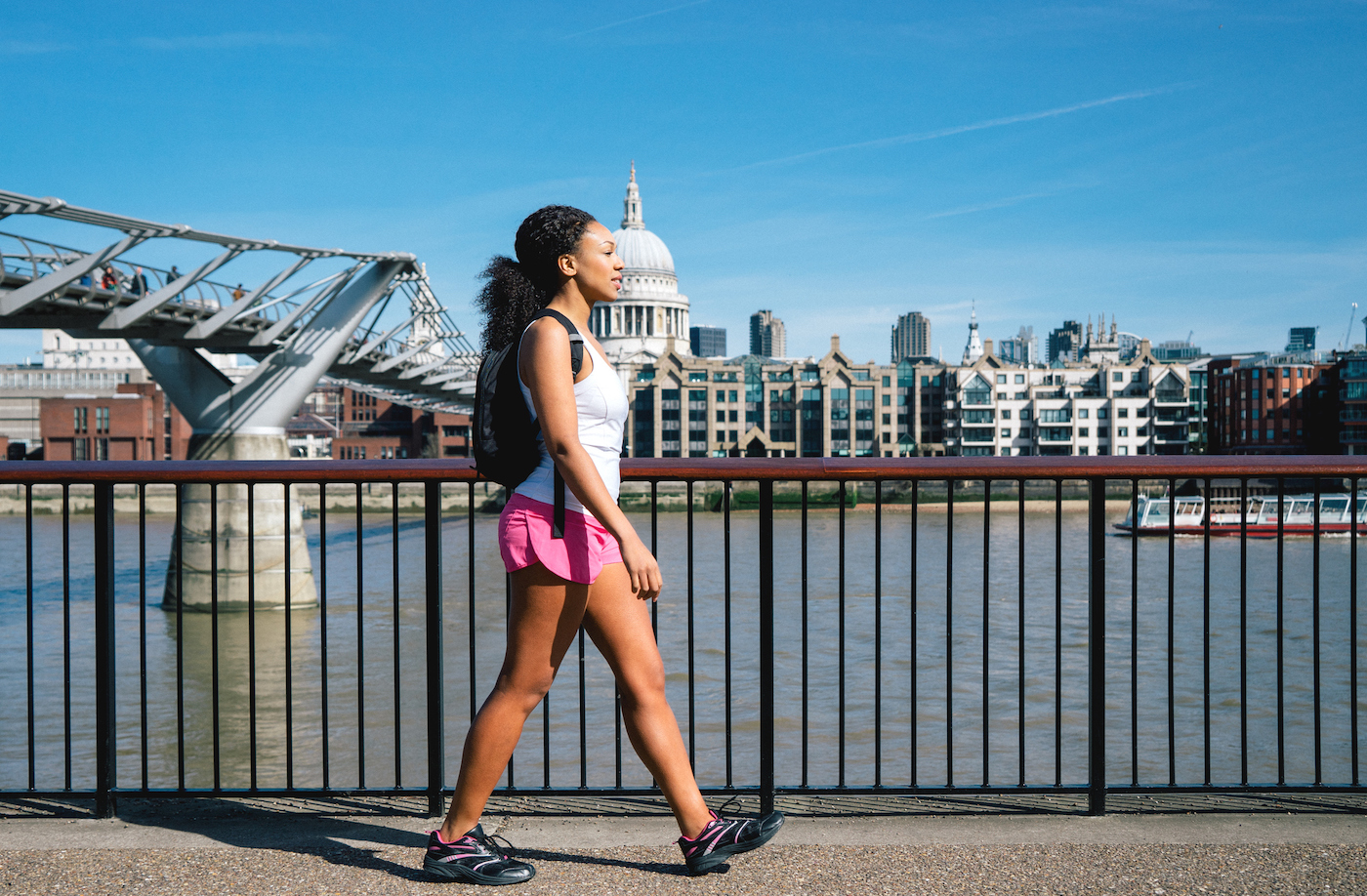 Thumbnail for 6 Tips for Getting More Out of Your Walking Workouts, According to Harvard Health