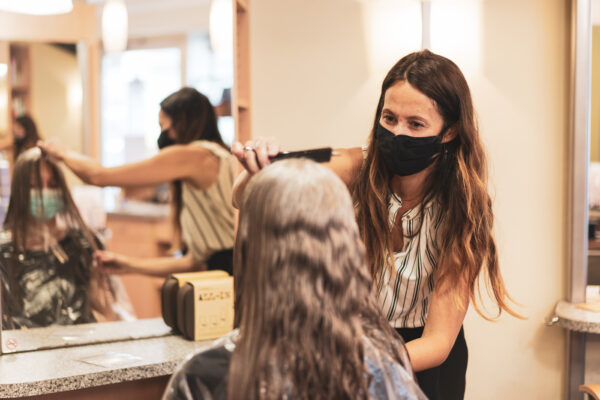 What the New Normal of Beauty Salons Post-COVID-19 Is Going to Look Like