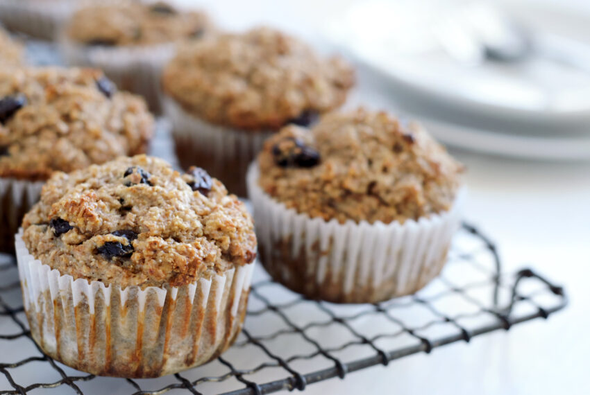 These Healthy, High-Protein Muffins Are Basically Like a Full Breakfast in One Little Package