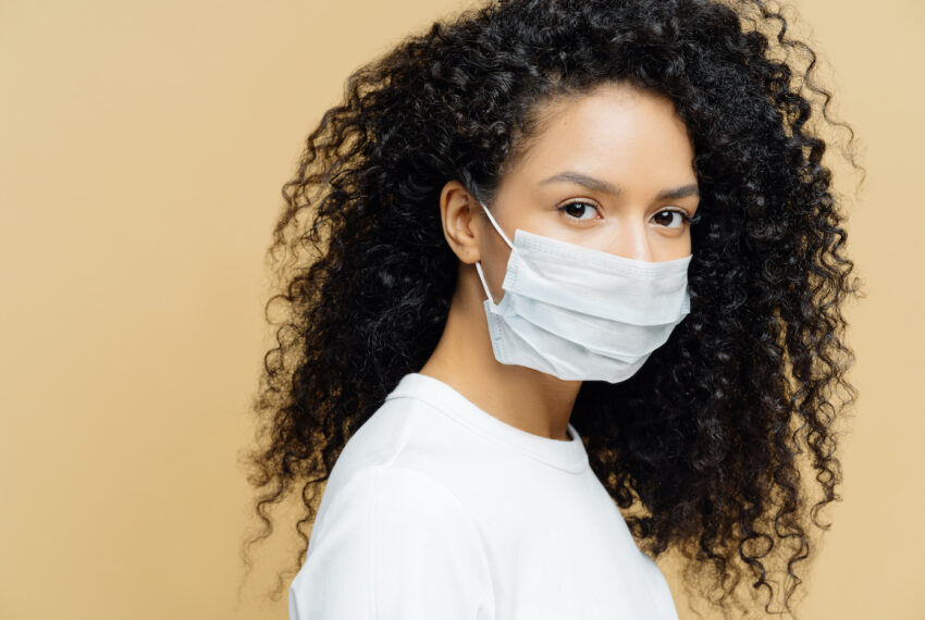All That Mask-Wearing Could Be Giving You (Gasp!) Mouth Fungus—Here's How to Deal
