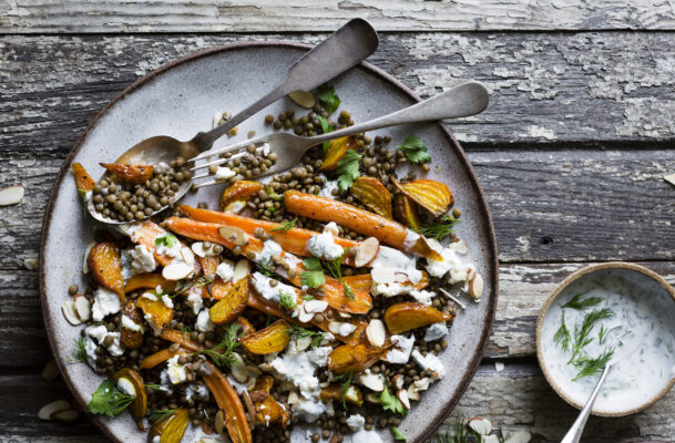 This Underrated Plant-Based Food Has Almost the Same Amount of Protein As a Steak