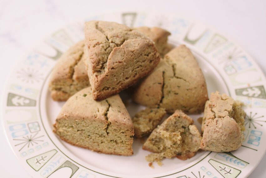 Start Your Day off Right With These Healthy, Gluten-Free Scones