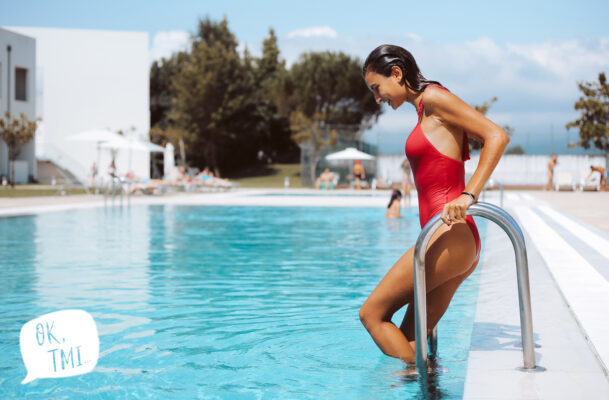 OK TMI: Can You Get a Yeast Infection From a Wet Bathing Suit?