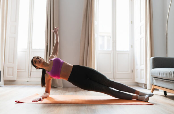 Keep Your Body Guessing With This 15-Minute Pilates Slider Workout