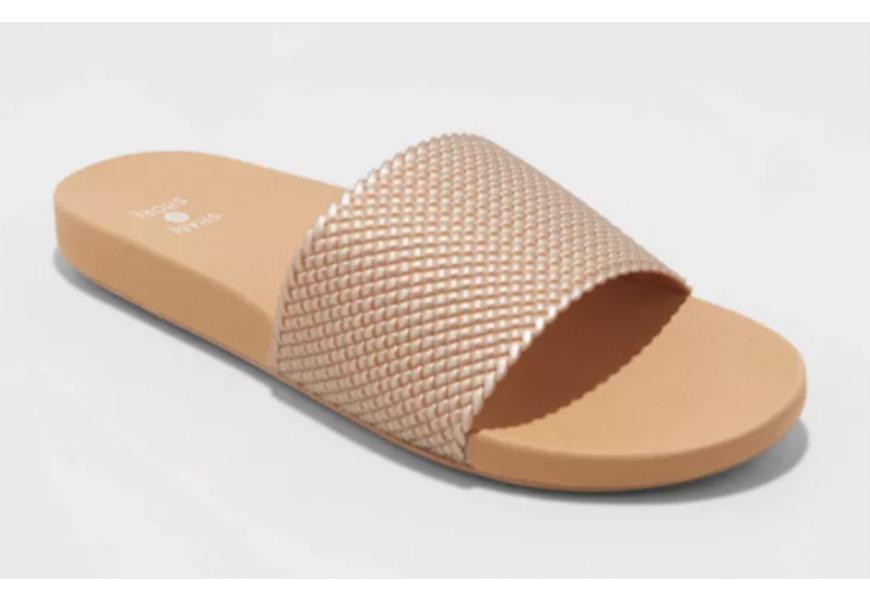 Durable Vegan Leather Sandals