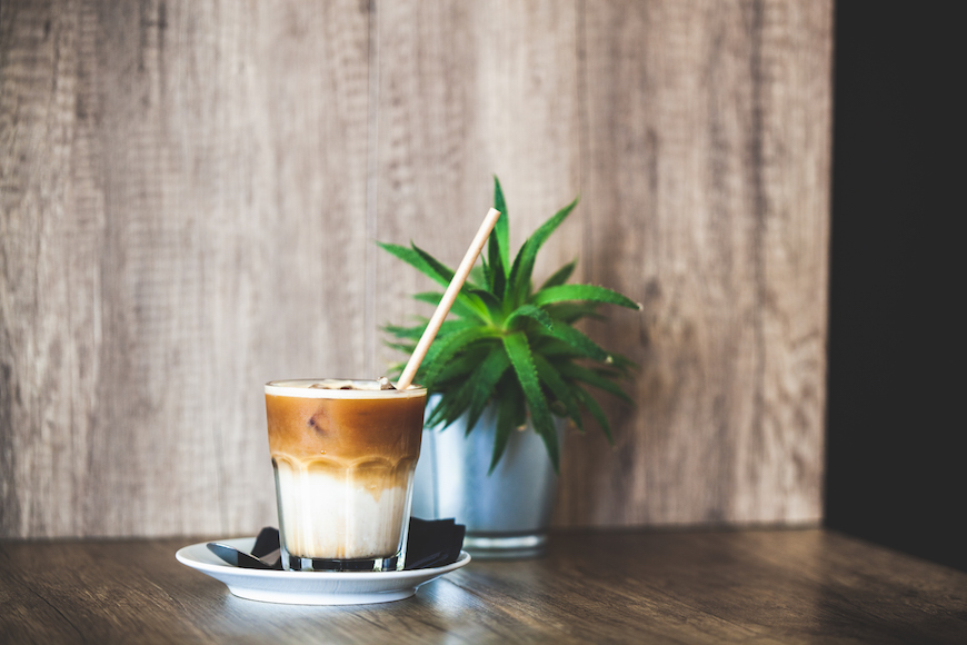 How To DIY Healthier Versions of Classic Starbucks Summer Coffee Drinks