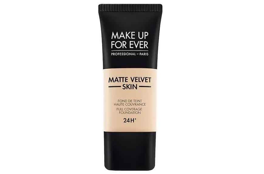 Makeup Forever Matter Velvet Skin, makeup over 50