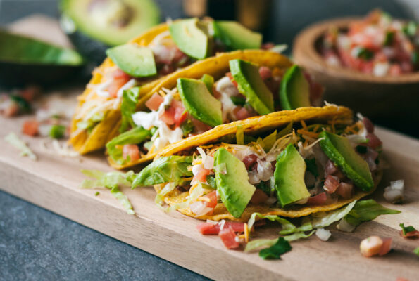 Make Your Own Delicious, Vegan Taco Meat With This Secret High-Protein Ingredient