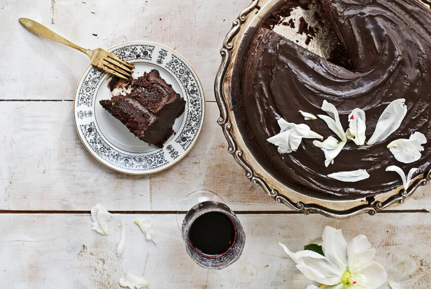 This Delicious Vegan Chocolate Cake Proves Avocados Can Be Used for Anything—Including Dessert