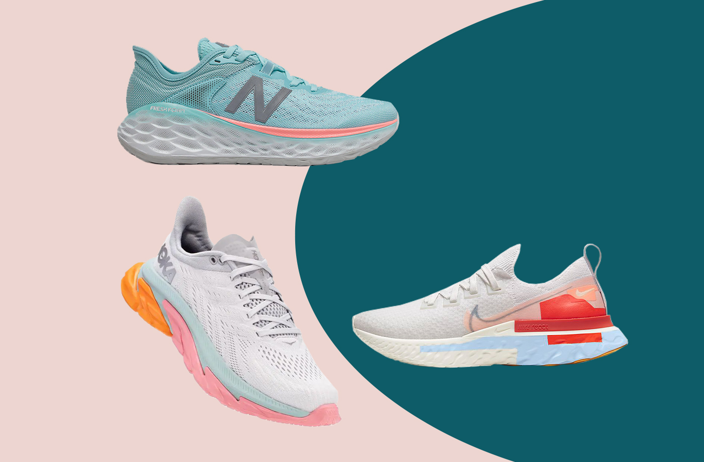 Thumbnail for Running Shoe Sales Just Keep Climbing—Here Are the 6 Editor-Tested Ones to Try Now