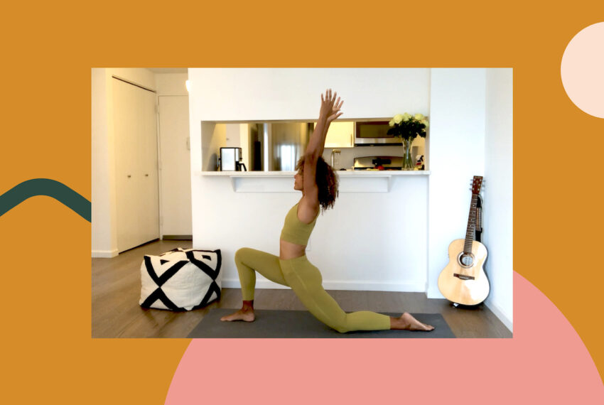 The 15-Minute Yoga Flow for Runners You Should Do Every Week