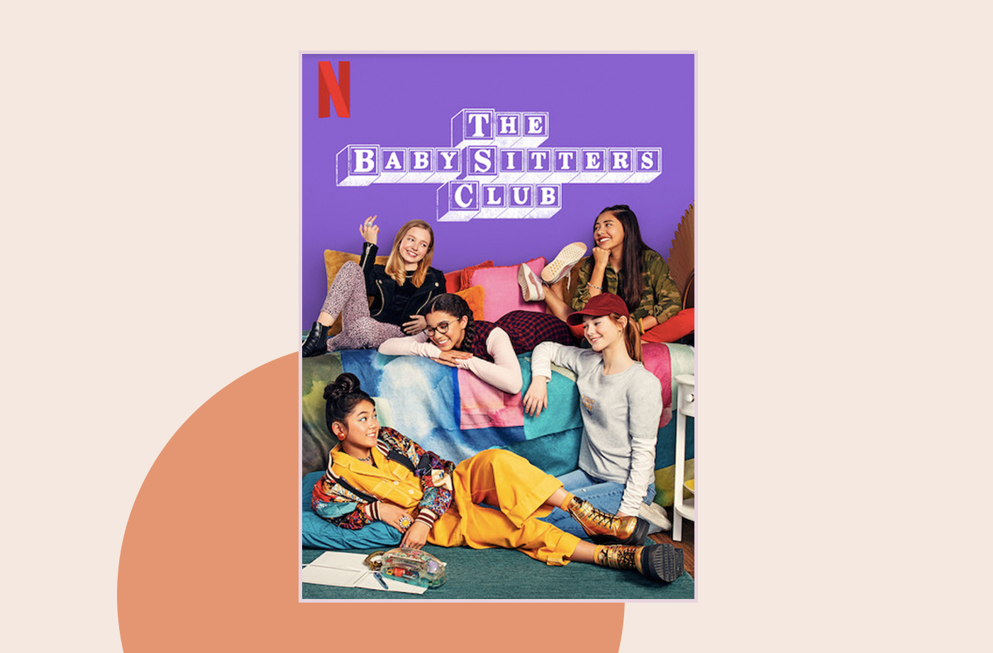 Thumbnail for Stacey's Chronic Illness on 'The Baby-Sitters Club' Makes Me Feel Seen