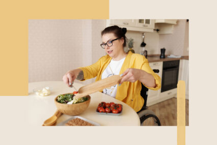 Healthy Cooking Can Come With Many Unfair Barriers for People With Disabilities