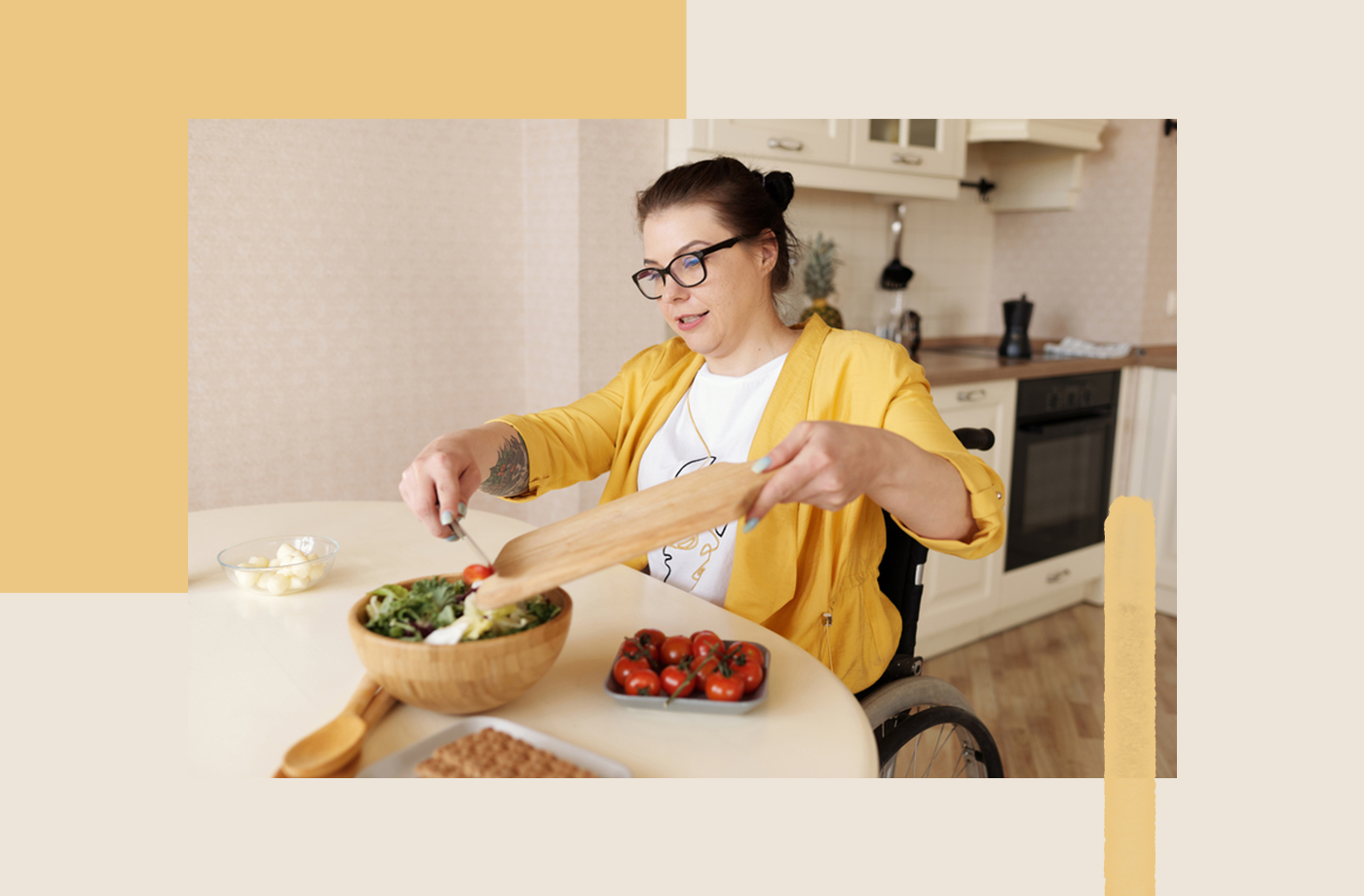 Thumbnail for Healthy Cooking Can Come With Many Unfair Barriers for People With Disabilities
