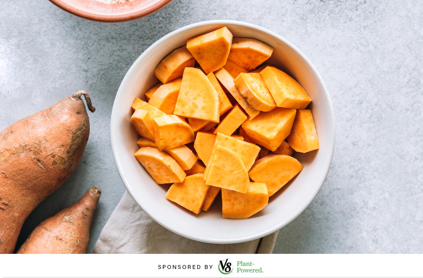 Mind Blown: Sweet Potatoes are a Source of Electrolytes, and You Can Get Them in This Drink