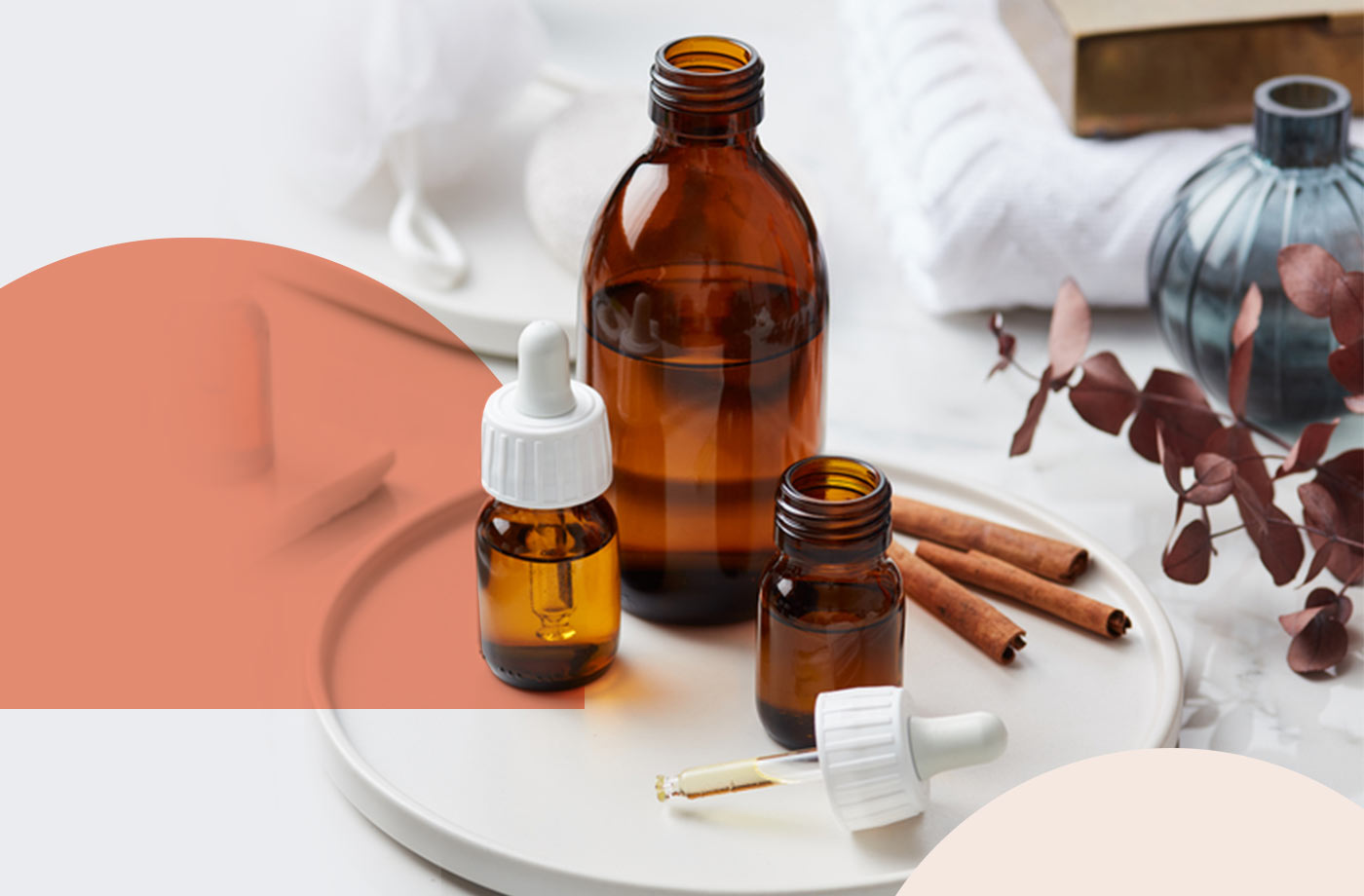 Thumbnail for 5 Cinnamon Essential Oil Benefits That can Spice up Your Life (if Used Carefully)