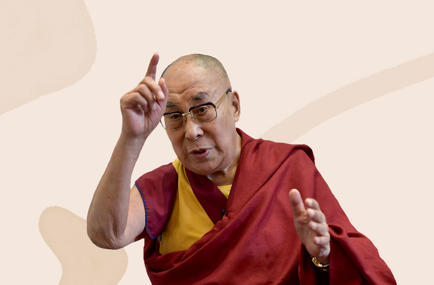 Thumbnail for 6 Tips for Longevity From the Dalai Lama on His 85th Birthday