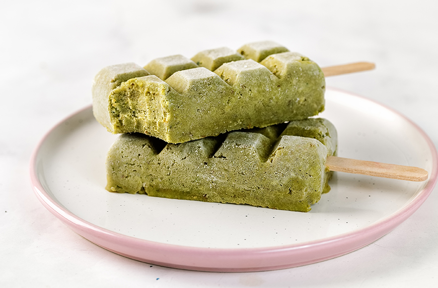 Thumbnail for This 5-Ingredient Avocado Popsicle Is the Creamy Summer Treat You've Been Waiting For