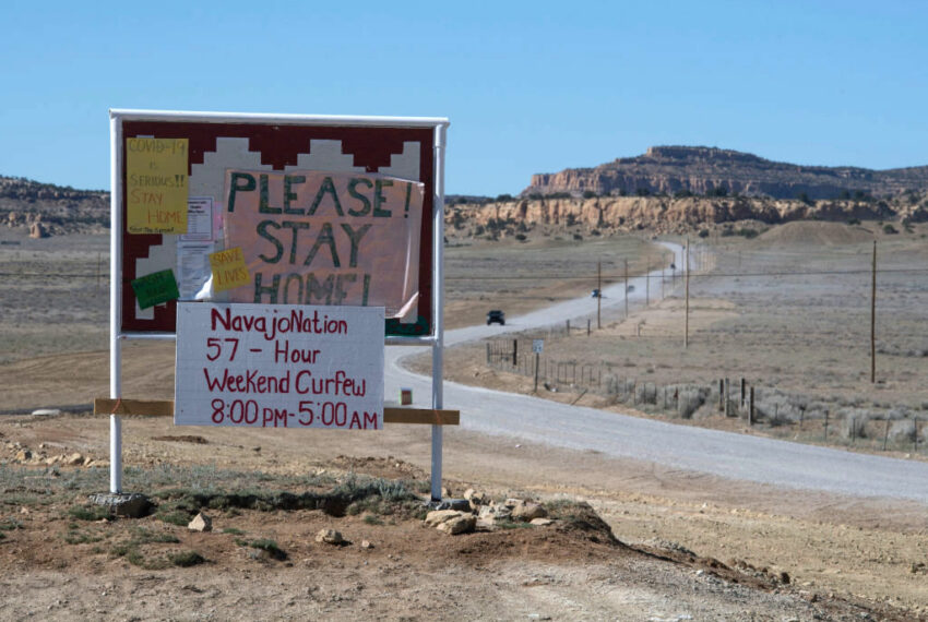 The Navajo Nation Has a Higher Per Capita Rate of COVID-19 Infection Than NYC—Here's What You Need To Know (and How To Help)